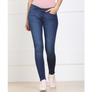 Pepe Jeans Regular Women's Blue Jeans