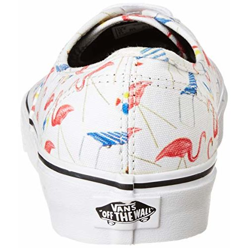 Vans Unisex Authentic Pool Vibes, Classic White and True White Sneakers - 9 UK/India (43 EU)
