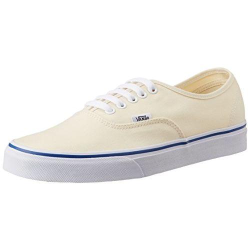 Vans Unisex's Authentic White Sneakers - 6 UK/India (39 EU)
