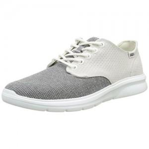 Vans Unisex Iso 2 (Prime) Blanc De Blanc Leather Sneakers - 11 UK/India (46 EU)