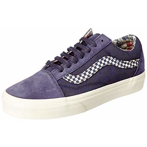 Vans Unisex Old Skool Dx (Surplus Mix) Dress Blues Sneakers - 10 UK/India (44.5 EU)