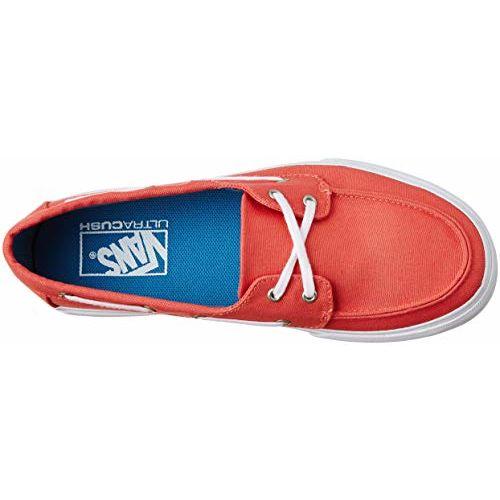 Vans Women's Chauffette Sf Deep Sea Coral Sneakers - 2.5 UK/India (34.5 EU)