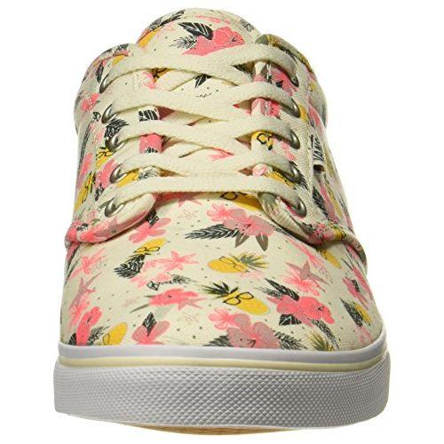 Vans Women's Atwood Low (Hipster Pineapple) Multi Sneakers - 2.5 UK/India (34.5 EU)