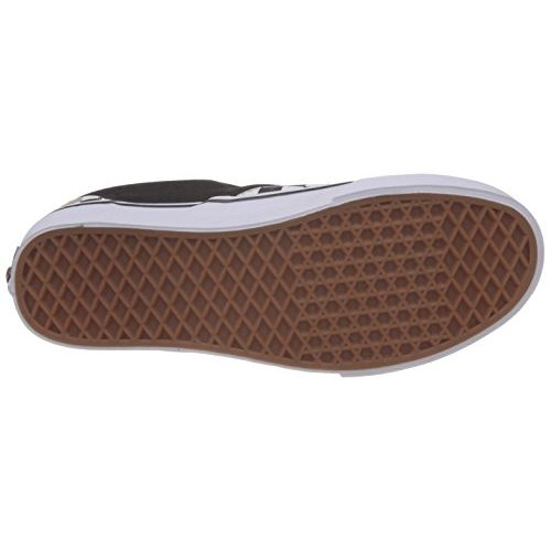 Vans Unisex 50Th -Black, Gold and Checker Loafers and Mocassins - [9 UK (43 EU) (10 US)]
