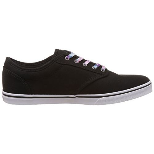 Vans Women's Cosmic Galaxy Lace and Black Sneakers - [2.5 UK/India (34.5 EU) (5 US)]