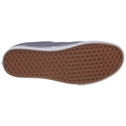Vans Unisex Textile Blend, Dress Blues and True White Sneakers - [9 UK (43 EU) (10 US)]