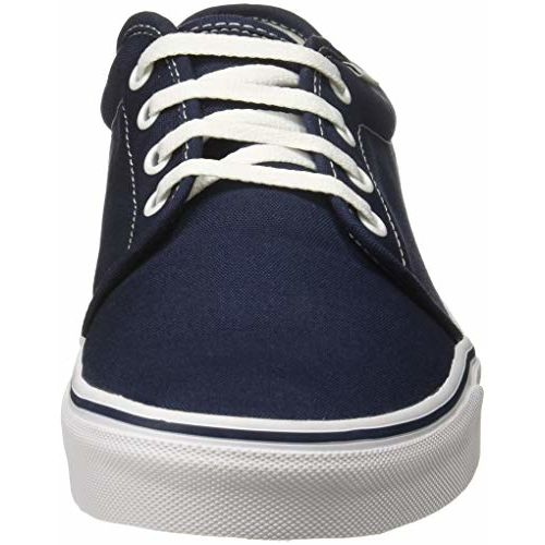 Vans Unisex 106 Vulcanized Navy Sneakers - 9 UK/India (43 EU)