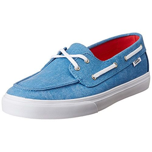 Vans Women's Chauffette Sf (Washed Canvas) Cendre Blue Sneakers - 3.5 UK/India (36 EU)