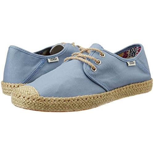 Vans Women's Faded Denim Sneakers - [3 UK/India (35 EU) (5.5 US)]