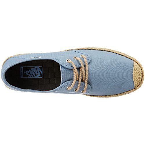 Vans Women's Faded Denim Sneakers - [3 UK/India (35 EU) (5.5 US)]