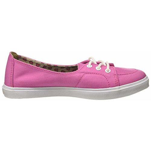 Vans Women's Tropical Floral and Ibis Rose Sneakers - [6 UK/India (39 EU) (8.5 US)]