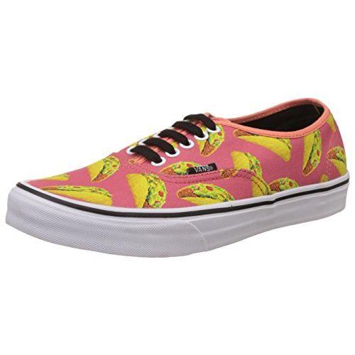 Vans Unisex Late Night, Coral and Tacos Sneakers - [8 UK (42 EU) (10.5 US) M/8 UK (42 EU) (9 US) W]