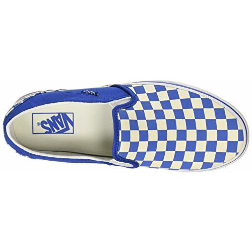 Vans Women's Asher Lapis Blue/White Sneakers-4.5 UK/India(37 EU)(7 US) (VN0A45JMVUS1)