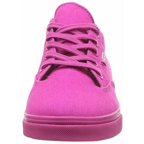 Vans Women's Winston Low (Mono) Very Berry Sneakers - 2.5 UK/India (34.5 EU)