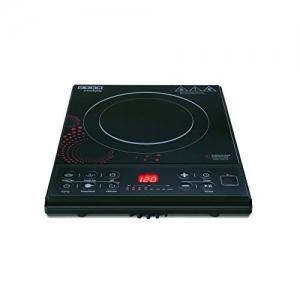 Usha Cook Joy (3616) 1600-Watt Induction Cooktop (Black) Induction Cooktop(Black, Touch Panel)