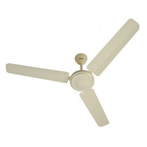 Usha Striker 1200mm 75-Watt Ceiling Fan (Ivory)