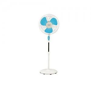 Usha Mist Air ICY 3 Blade 400MM Pedestal Fan (Blue)