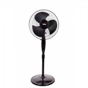 Usha Helix High Speed, 400 mm (Black) 3 Blade Pedestal Fan(BLACK, Pack of 1)