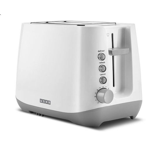 Usha PT3730 750 W Pop Up Toaster(Grey)