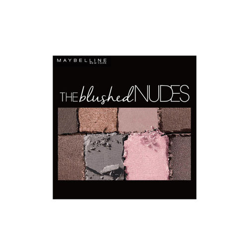 Maybelline Fit Me 10 Light Concealer & The Blushed Skin Colors Palette Eyeshadow