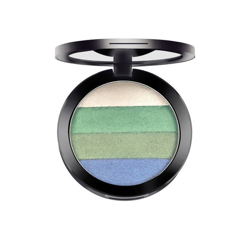 GlamGals Women Quattro Eyeshadow Multicolor 20g