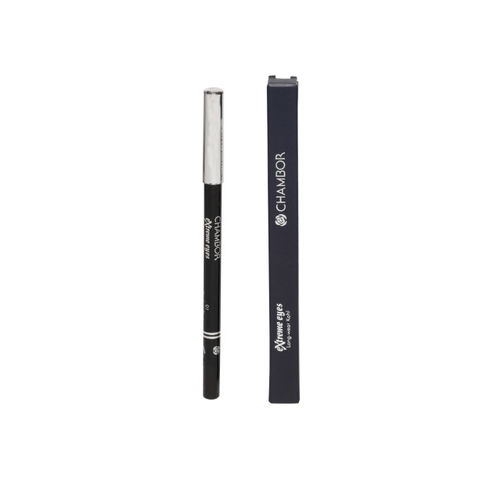 Chambor Blackest Black #01 Extreme Eyes Long Wear Kohl 1.2g