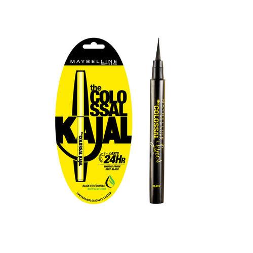Maybelline New York Set of Kajal & Liner