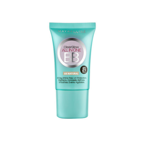 Maybelline Clear Glow Natural Bright Benefit Cream 03