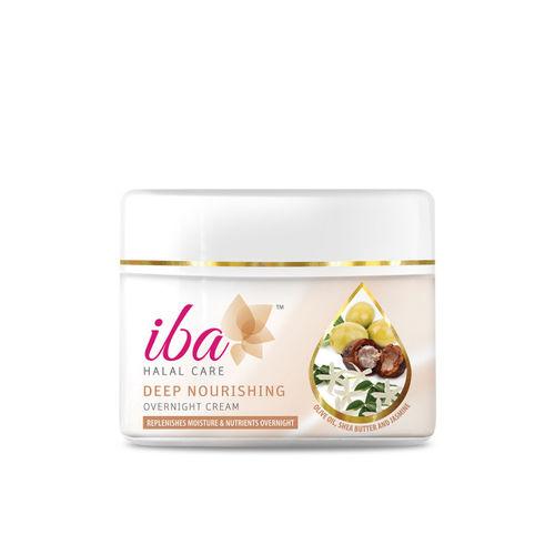 Iba HALAL CARE Women Deep Nourishing Overnight Cream 50 g