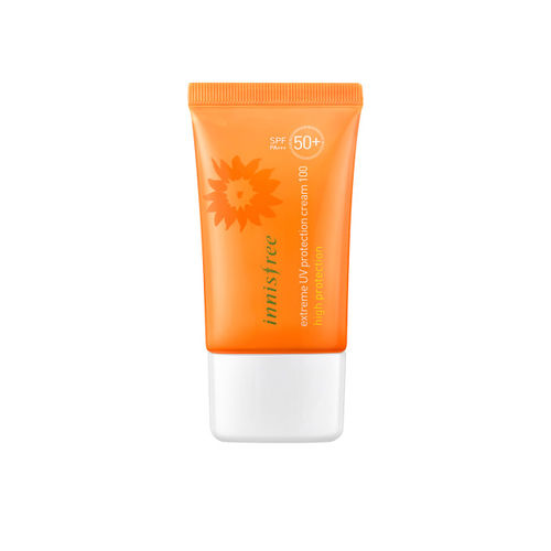 Innisfree Unisex High Protection SPF 50 Extreme UV Protection Cream 100