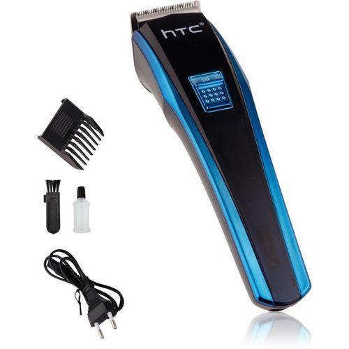 HTC AT 210 Cordless Trimmer for Men(Black, Blue)