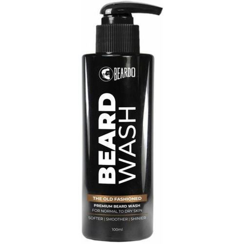 Beardo The Old Fashioned Beard Wash(100 ml)