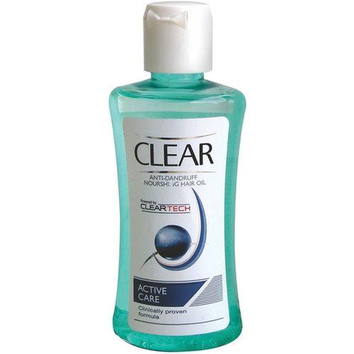 Clear Anti-Dandruff Active Care Nourishing Hair Oil(150 ml)