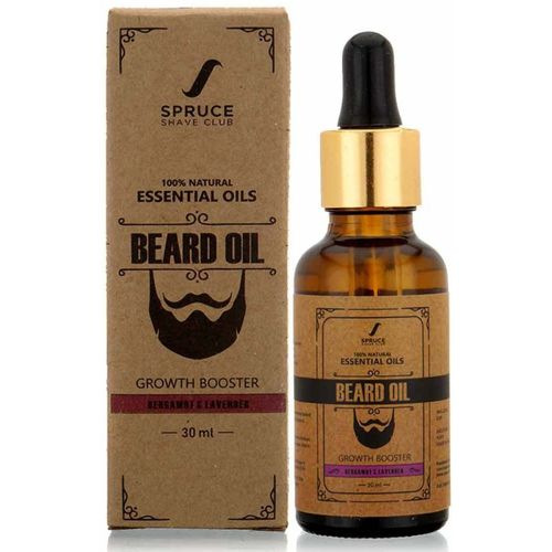 Spruce Shave Club Beard Growth Oil For Men -(30 ml)