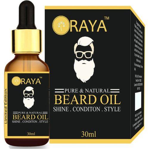 ORAYA Beard Growth Oil & Hair Growth Oil -30ml Hair Oil