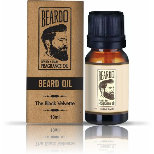 Beardo The Black Velvette Beard Fragrance Hair Oil(10 ml)