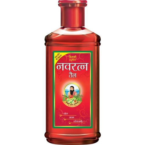 Navratna Navratna Cool Oil 500 ml Hair Oil(500 ml)