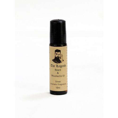 The Legend Beard & Moustache Oil Hair Oil(10 ml)