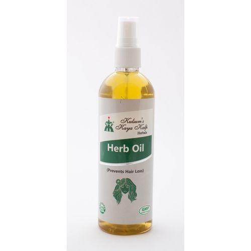 Kulsum's Kaya Kalp Herb Oil Hair Oil(100 ml)