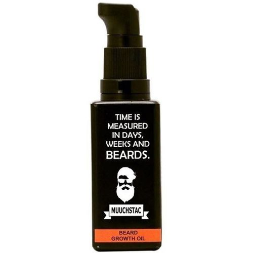 Muuchstac Beard Growth Oil Hair Oil(60 ml)