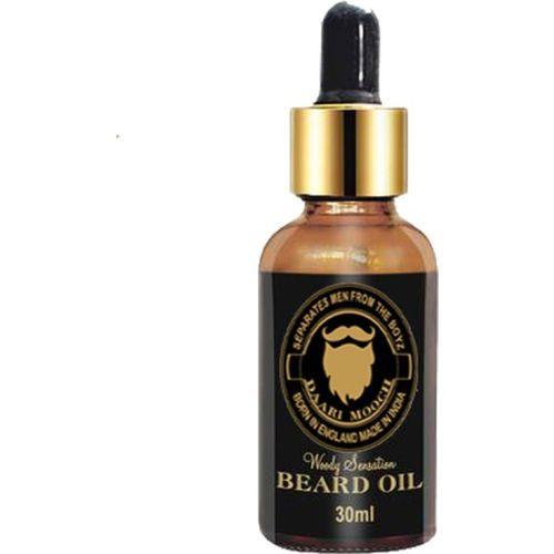 Daarimooch Woody Sensation Beard Hair Oil(30 ml)