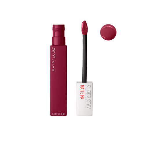 Maybelline New York Super Stay Matte Ink Liquid Lipstick(Founder)