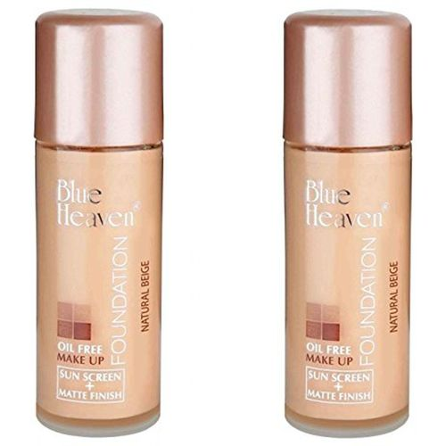 Blue Heaven oil free fondation Foundation (natural) Foundation(Natural)