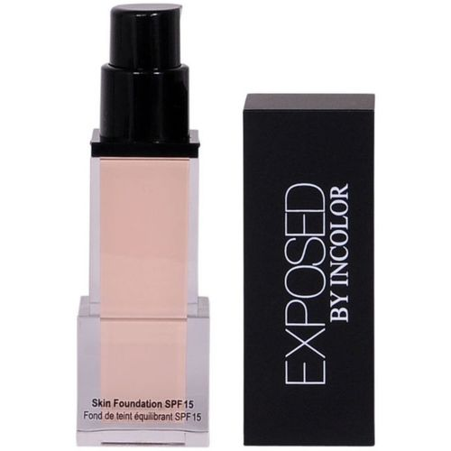Incolor Exposed Foundation, 03 Natural Light, 30ml Foundation(Natural Light)