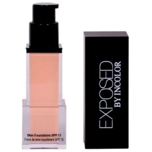 Incolor Exposed Foundation, 04 Pebble, 30ml Foundation(Pebble)