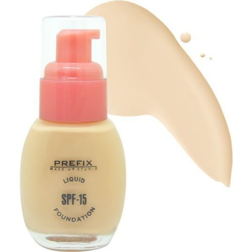 Prefix Medium Beige LIQUID FOUNDATION Foundation(Medium Beige)