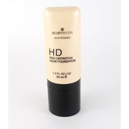 Hilary Rhoda 24h Long Lasting HD High Definition Liquid-Westfield Collections Foundation(Natural Skin Color)
