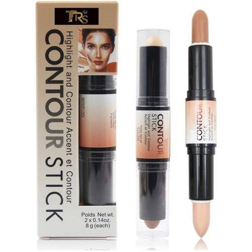 TRS Highlighter and Contour Stick Highlighter (cream) Concealer(Beige)