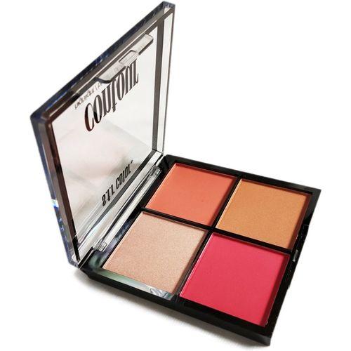 S.F.R Color Contour-Highlight/Blush/Bronzer/Contour (6653-02) 16 g(MultiColor)