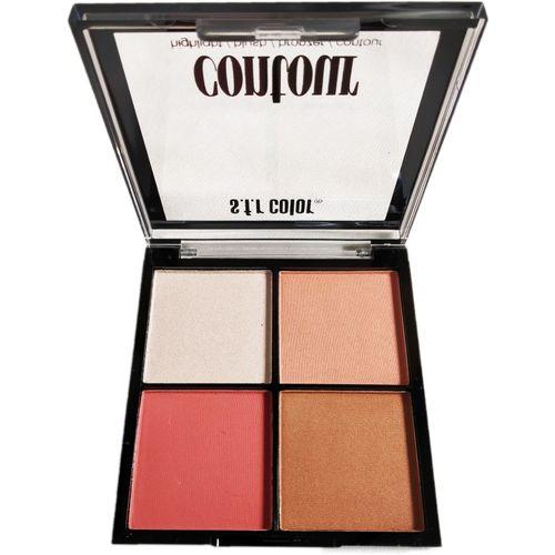 s.f.r color Contour-Highlight/Blush/Bronzer/Contour(6653-01) 16 g(SKIN COLOR)